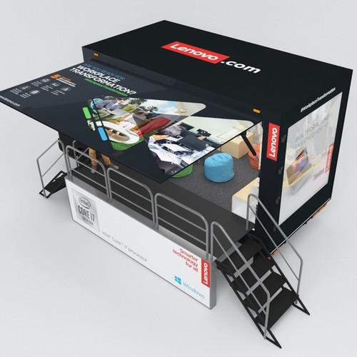 Lenovo Truck
