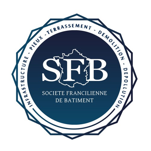 CREATION LOGO SOCIETE DE BATIMENT (SFB) + PACK IDENTITE