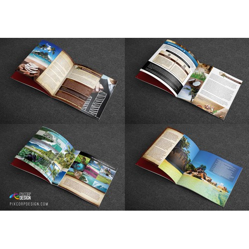 Booklet for Coconut Plantation Maderas Futuro.Sa