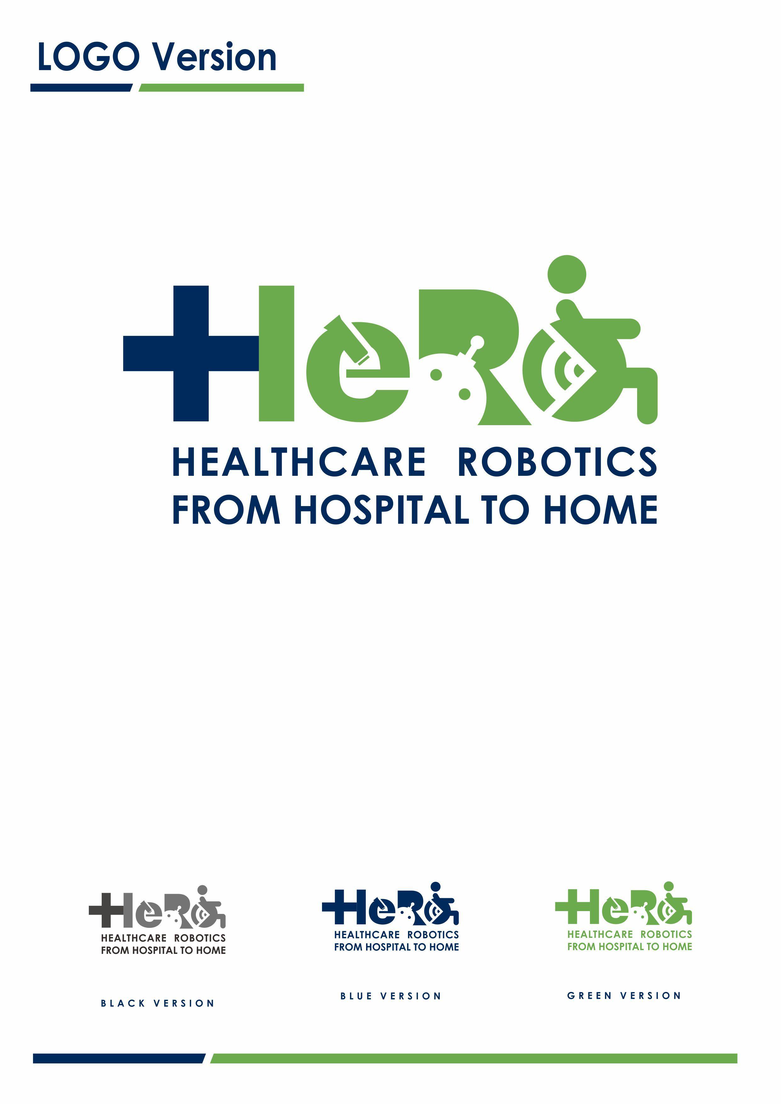 Logo for training the next generation of Healthcare Robotics experts