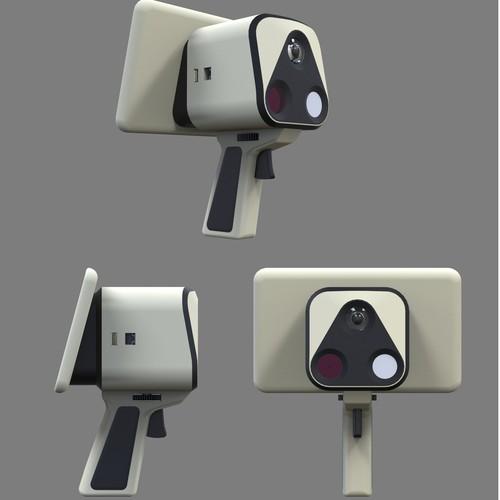 3DSensIR camera