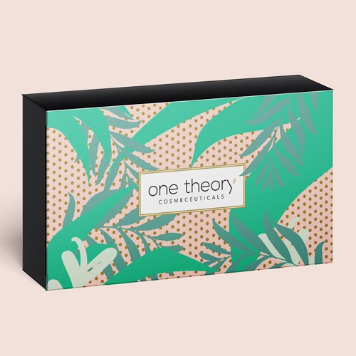 Box for Cosmetic Company