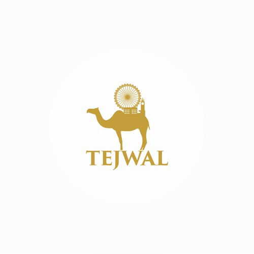 Logo and identity for a startup online travel company... English and Arabic