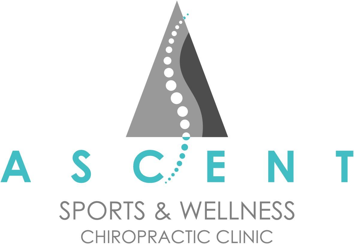 Ascent Sports & Wellness Chiropractic Clinic needs a cool, modern logo