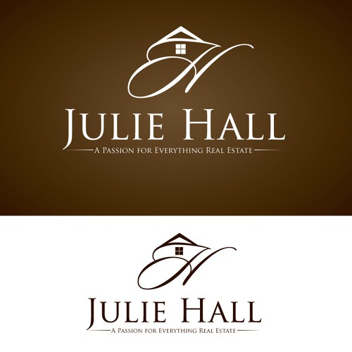 Create the next logo for Julie Hall
