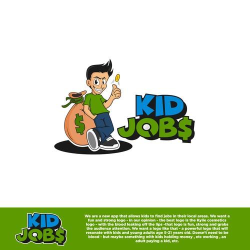 Kid jobs