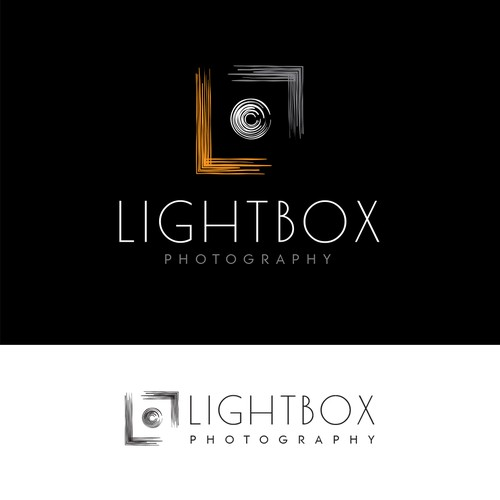 Logo for a new photography business