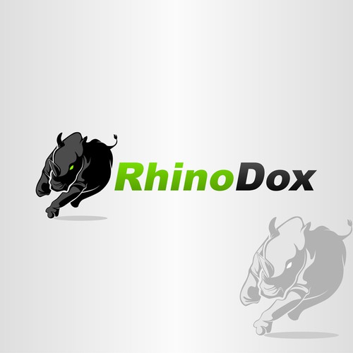 Logo REdesign - It Involves Rhino's! for our Company Name Change Rebranding
