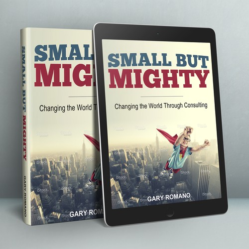 Small But Mighty Ebook Cover