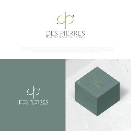Des Pierres Logo