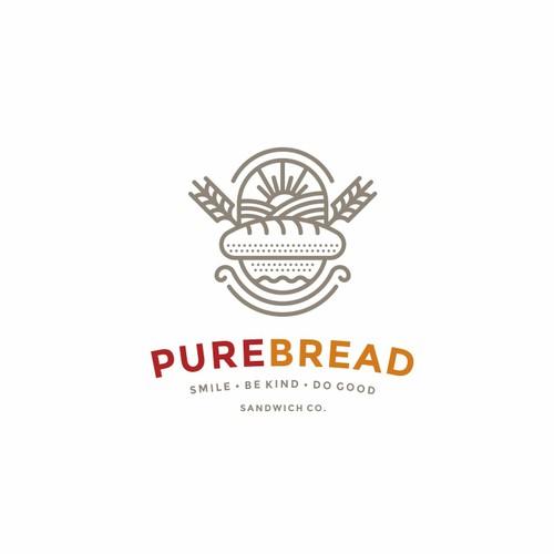 Purebread logo