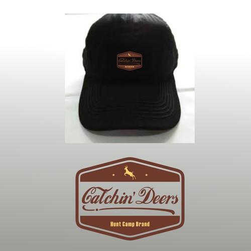 Hat patch for established brand