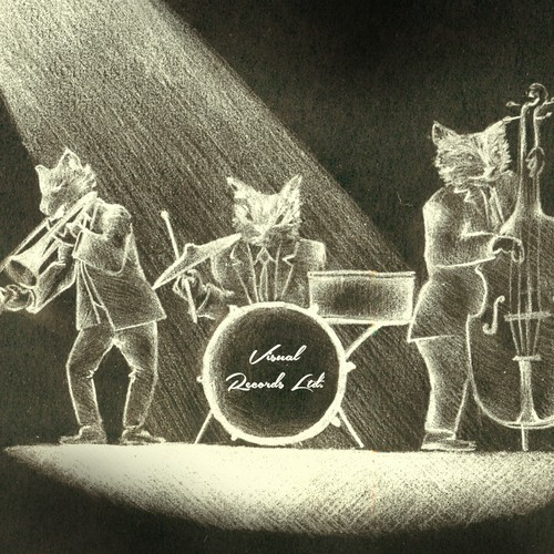 A band of cats for a video production company