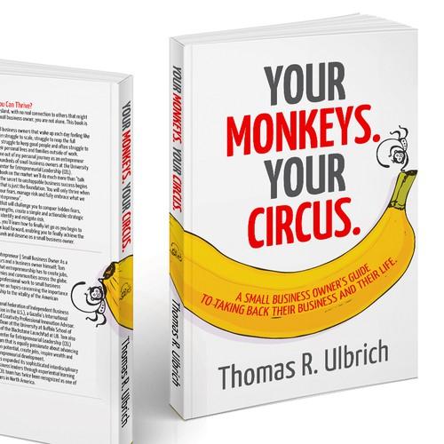 Attention Grabbing Book Cover Design