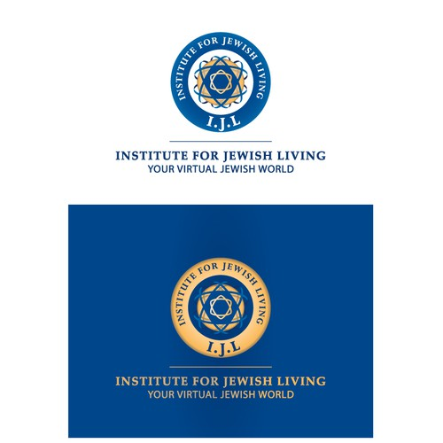 Institute for Jewish Living needs a new logo