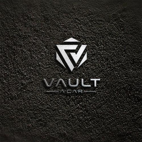 Design a Logo for Vault A Car - Document Storage for Cars