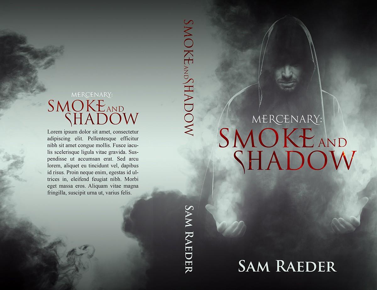 Dark(ish) Fantasy Book Cover