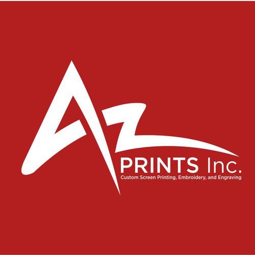 AZ Prints, Inc. logo