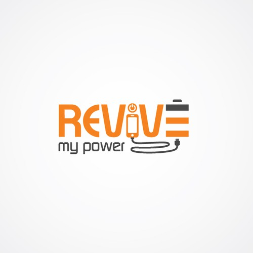 Logo for REViVE my power