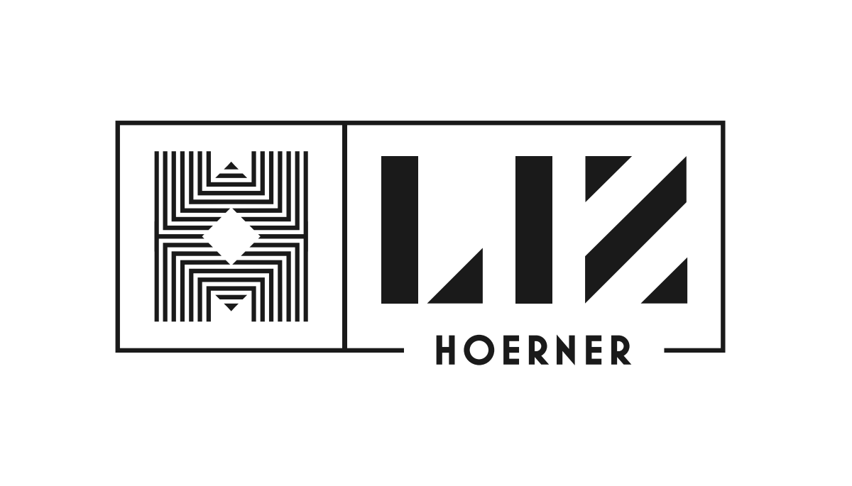 Business Card Design for Photographer Liz Hoerner