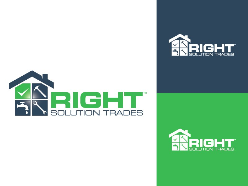 Create a new logo for our Tradie Based Business please.