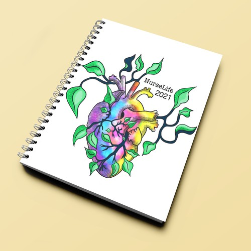 NurseLife 2020 Diary Cover