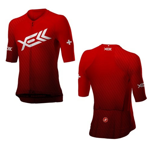 XECC - Jersey for cycling team
