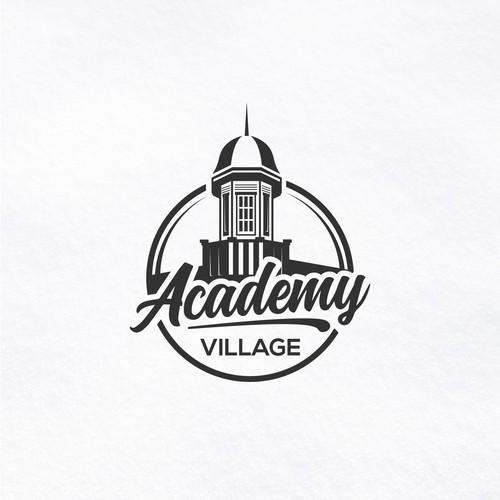 Academy Village Logo