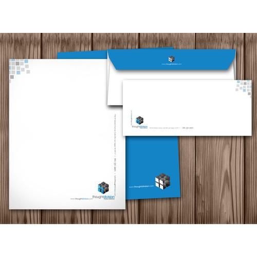 Letterhead for Production Company
