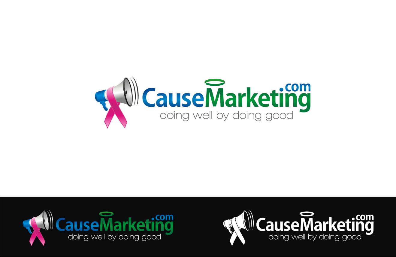 Logo for CauseMarketing.com -- Help Promote Corporate Social Responsibility