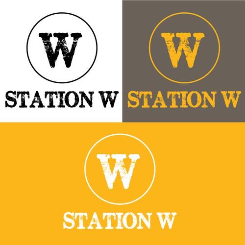 Station W Logo