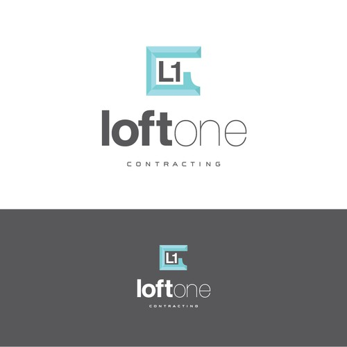 Logo winner for a glass contracting company