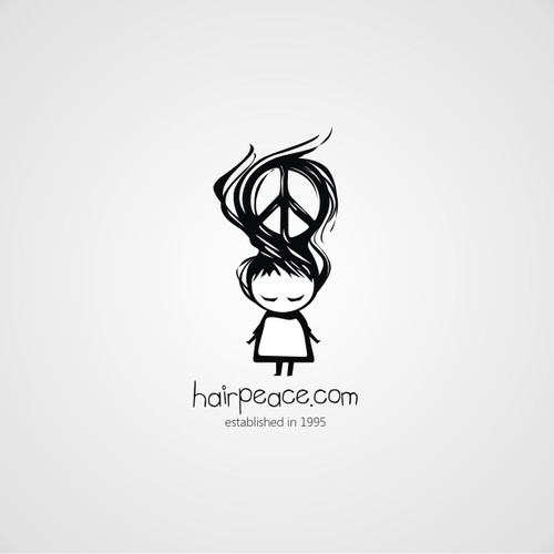 Help HairPeace.com with a new logo