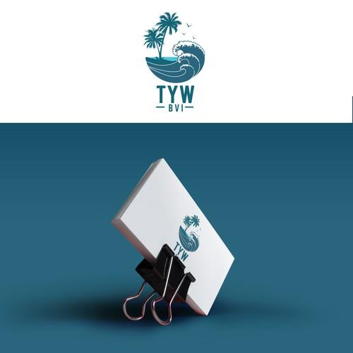Company sailing trip to BVIs- custom logo needed