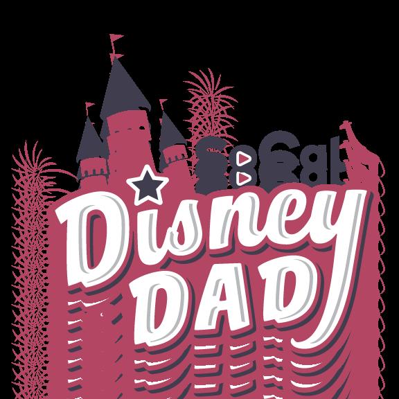 Design a travel logo for a YouTube theme park vlogger