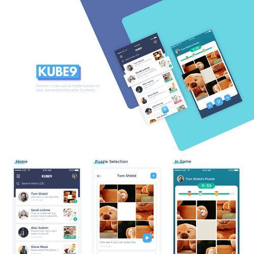 KUBE9 Design Concept
