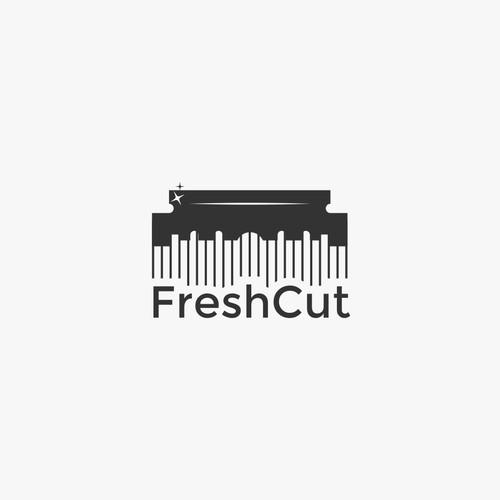 A logo for barber shop