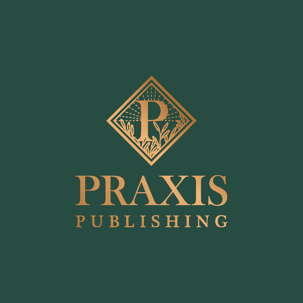 A Book Publishing logo for an International Bestselling Author