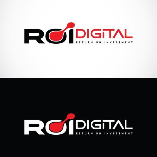 Help ROIdigital with a new logo