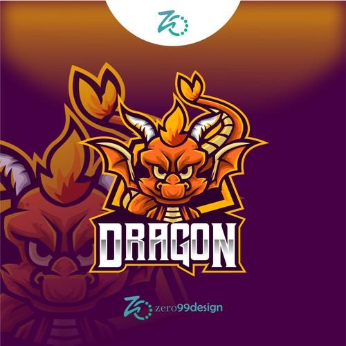 Dragon Gaming Logo esport