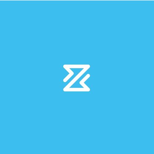 Letter Z logo mark