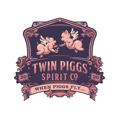 Twin Piggs Spirit
