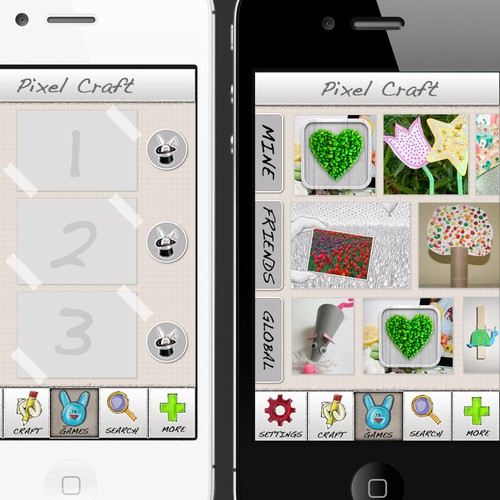 PIXEL CRAFT -- A Mindblowing Art-Based App -- Need Fresh, Artistic Designers!!!  :)