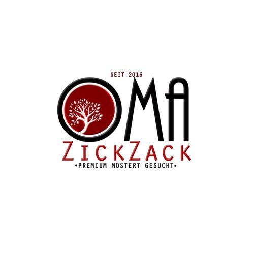 Logo for Oma ZickZack