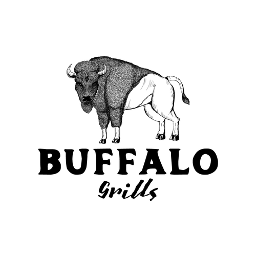 BBQ Grills, Smokers, and Accessories Logo design