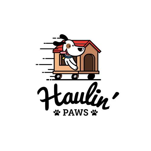 Logo for Pet Transport Company