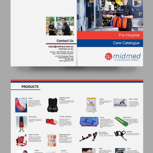 Paramedic Brochure needed