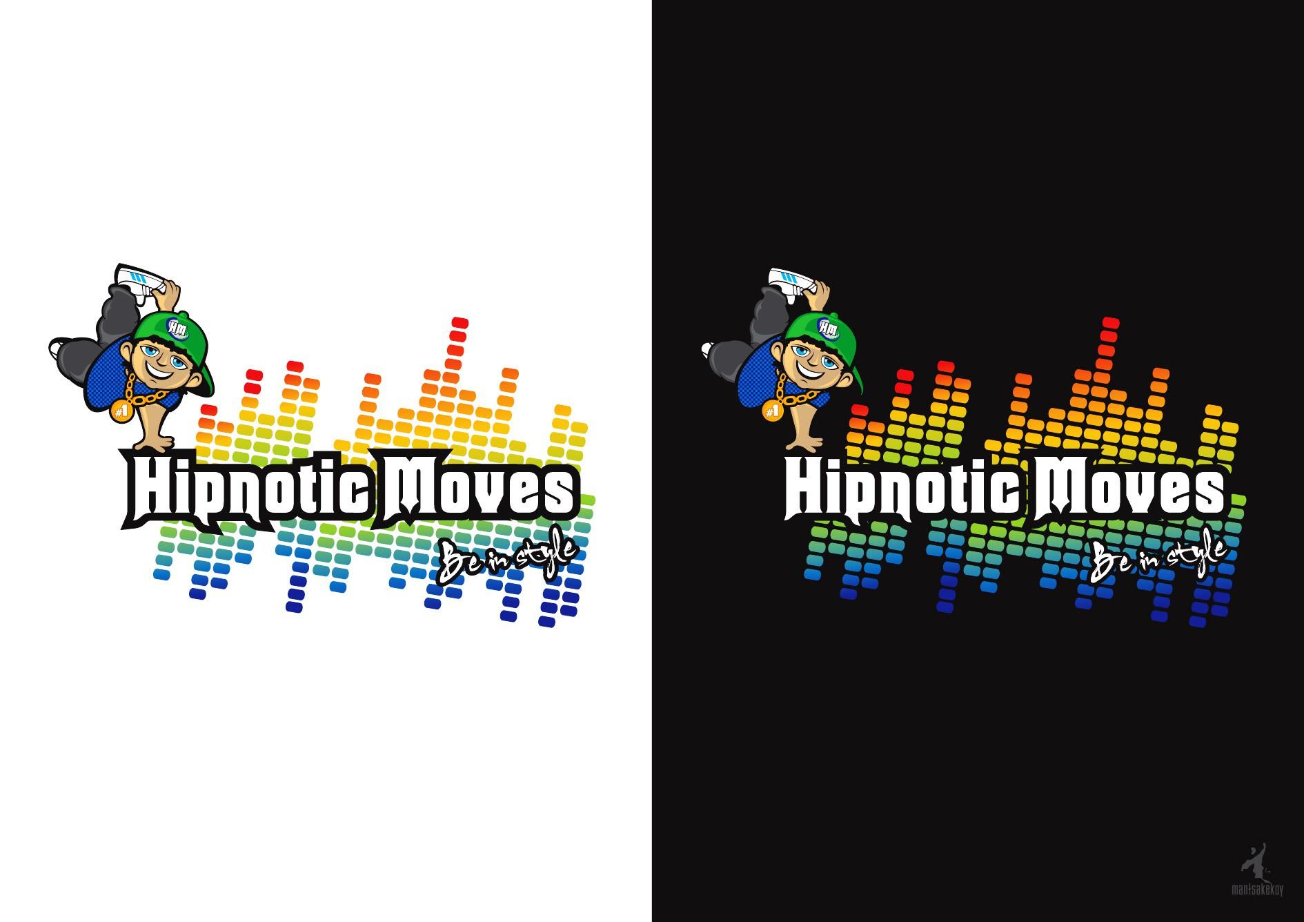 Hipnotic Moves needs a new logo