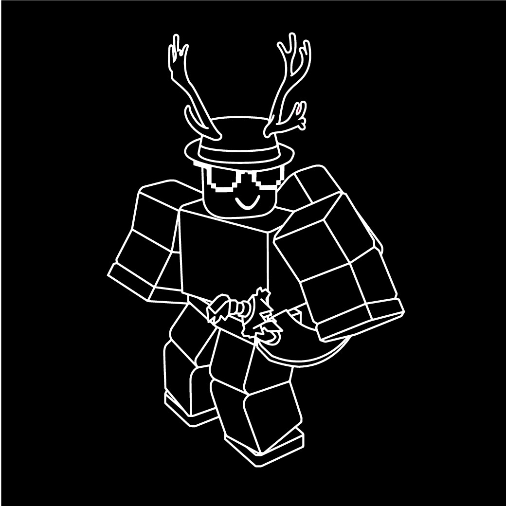 Roblox Character Sketch