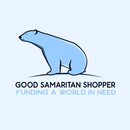 Logo for a good samaritean shopper
